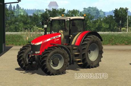 Massey Ferguson 8690 v 4.0 MR