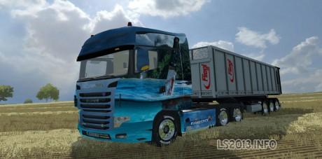 Scania-R-700-Farcry-3-Edition
