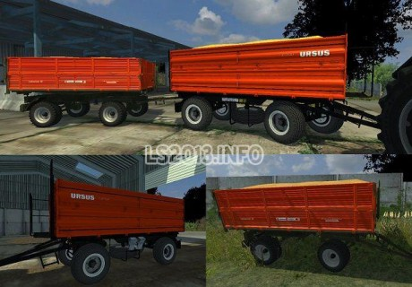 Ursus Trailers Pack Multifruit