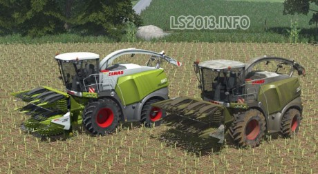 Claas-Jaguar-Elite-Pack