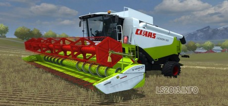 Claas-Lexion-550-Pack-v-1.0-MR