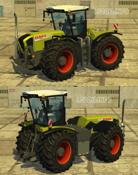 Claas-Xerion-3800-VC