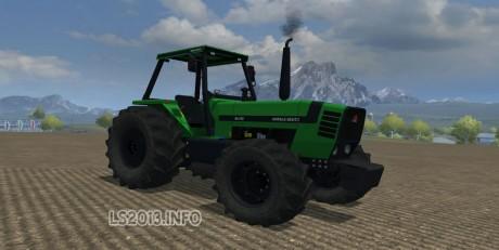 Deutz Agrale BX 4150