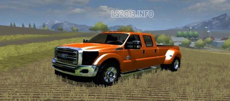 Ford F 450 MR
