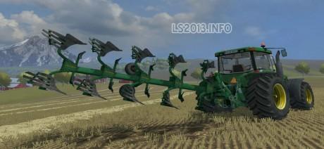 Gassner 5 Furrow Plough MR