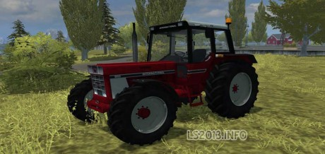 IHC 955A (All Wheel Drive) v 1.0