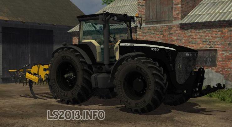 John Deere 8530 Black Ls 2013 Mods