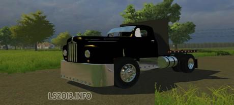 Mack-B-Flatbed