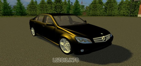 Mercedes-Benz-C-350-v-1.0-Black