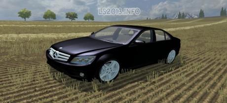 Mercedes-Benz-C-350-v-1.0-MR-Black
