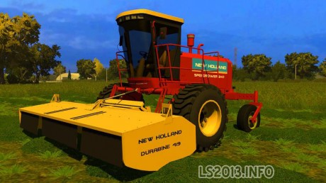 New-Holland-240-Speedrower-v-1.0