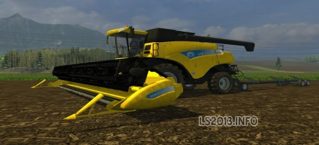 New Holland CR 9090 v 4.0 Multifruit