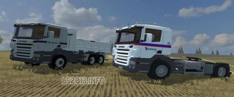 Scania Eurovia Edition Pack