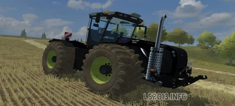 Claas-Xerion-5000-Black-Edition