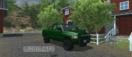 Dodge-Ram-4x4-v-1.0-Forest-Edition