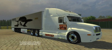 Kenworth-Oncle-Scott-Edition+Trailer