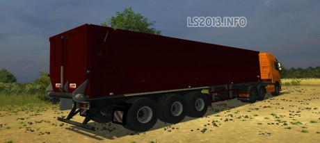 Kroeger Agroliner Dynamic v 1.5