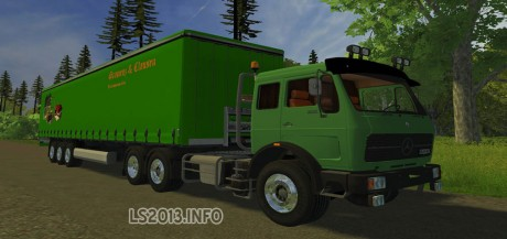 Mercedes-Benz-NG-1632+Trailer-v-1.0