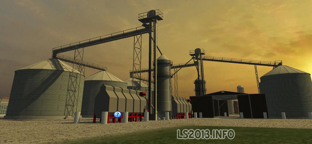 Missouri USA Revised Map LS Mods - Farming simulator 2015 us map feed cows