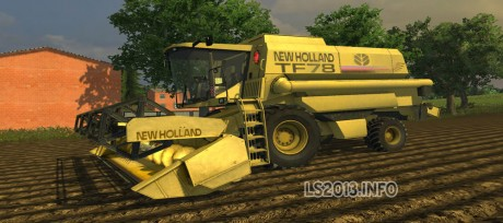 New Holland TF78 Pack v 3.0 MR