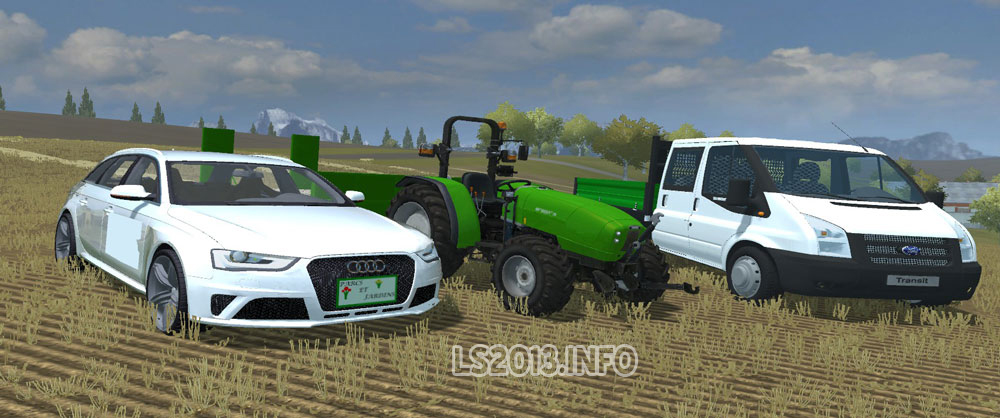 Mods 2013 parcs et jardins pack in farming simulator for Parc et jardin