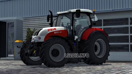 Steyr CVT 6160 v 2.0