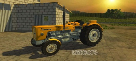 Ursus-C-360-Yellow
