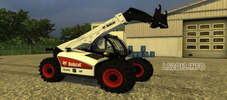 Bobcat-TL-470-MR