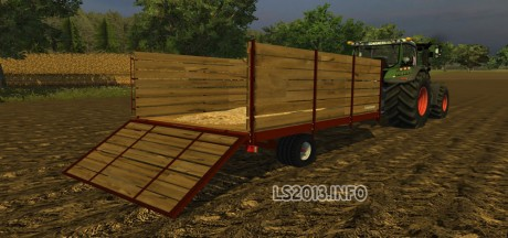 Cattle-Transporter-Trailer
