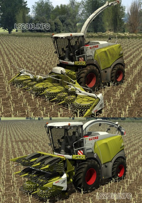 Claas-Jaguar-980-Pack