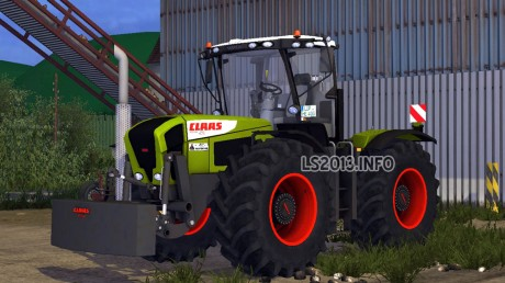 Claas-Xerion-3800