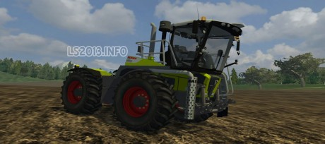 Claas Xerion 4000 Saddle Trac v 1.0