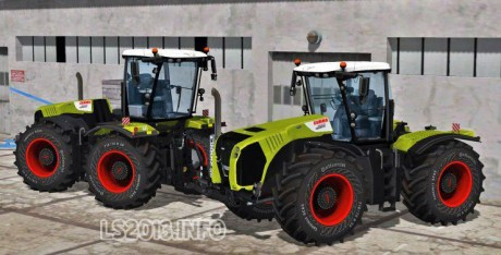 Claas-Xerion-5000-VC