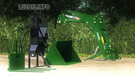 Fendt-Rear-Loader-Cargo-R-v 1.0