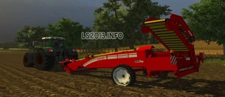 Grimme-GT-170-MR