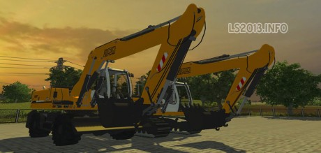 Liebherr-Excavators-Pack