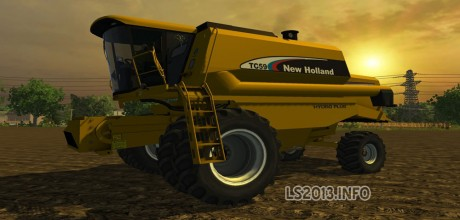 New-Holland-TC-59