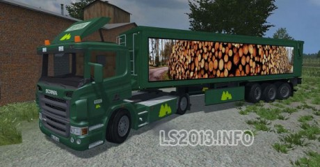 Scania-R-420+Kroeger-SRB-35-Forest-Edition