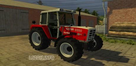 Steyr 8080A Turbo SK2 v 1.0
