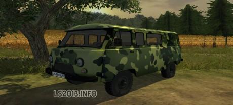 UAZ-3909-MR