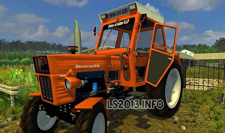 universal utb 650m ls 2013 mods rh ls2013 info Universal Tractor Mirrors Universal Tractor Seat Replacement