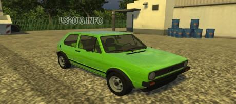 Volgswagen-Golf-GTI-1976
