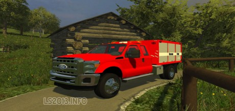 Ford-F-350-Rescue-Flatbed-1