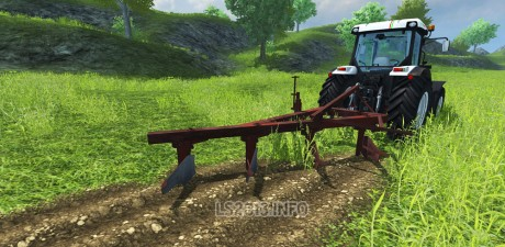 PLN-4-35-Plough