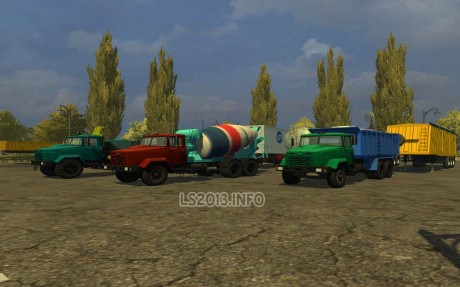 Kraz-Trucks-and-Trailers-Pack-v-2.1-1