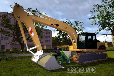 CAT-330D